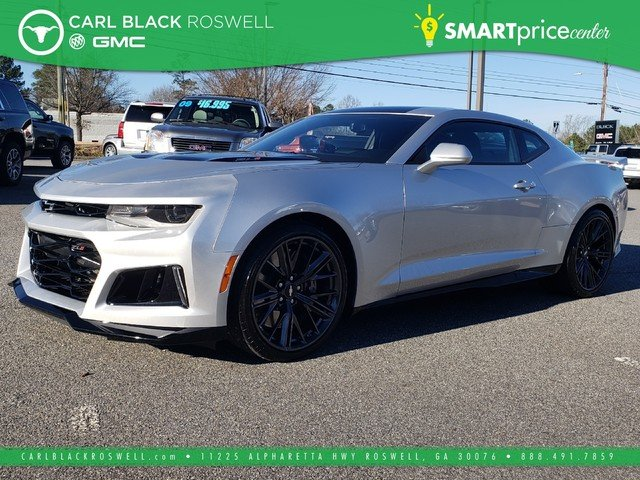 Pre Owned 2017 Chevrolet Camaro Zl1 2dr Car In Roswell 2380542bb
