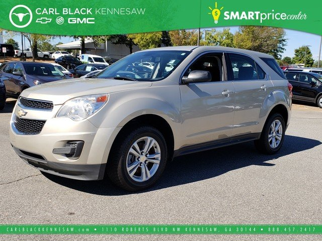 Pre Owned 2011 Chevrolet Equinox LS