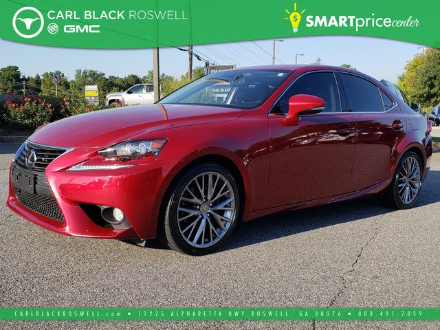 Pre Owned 2014 Lexus Is 250 4dr Car In Roswell Car2045 Carl Black