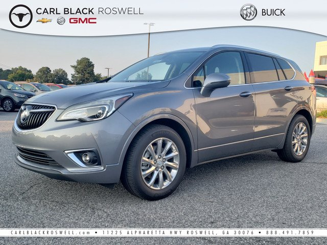 Pre Owned 2019 Buick Envision Essence Sport Utility In Roswell
