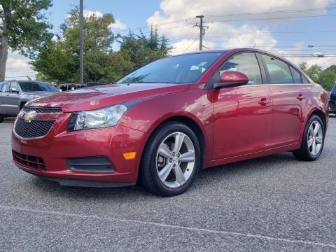 Pre-Owned 2014 Chevrolet Cruze 2LT FWD 4dr Car