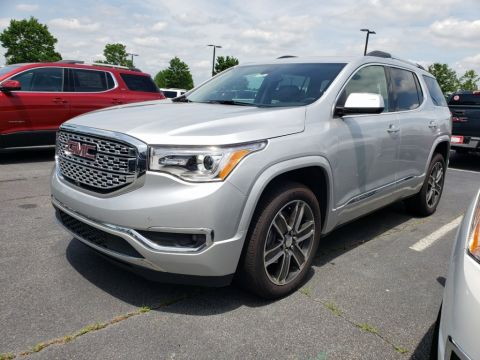 Pre-Owned 2019 GMC Acadia Denali With Navigation