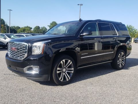 Pre-Owned 2019 GMC Yukon Denali With Navigation