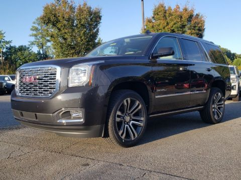 New 2020 GMC Yukon Denali With Navigation