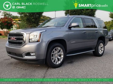 Pre-Owned 2019 GMC Yukon SLT Standard Edition