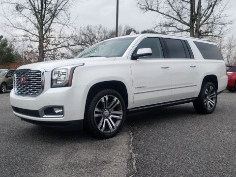 New 2019 GMC Yukon XL Denali With Navigation