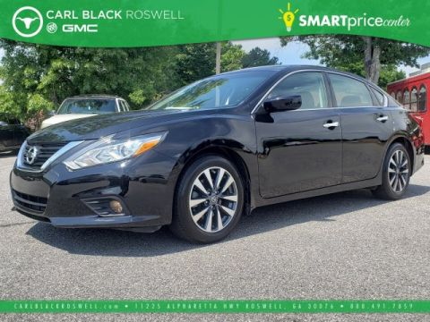 Pre-Owned 2016 Nissan Altima 2.5 SV