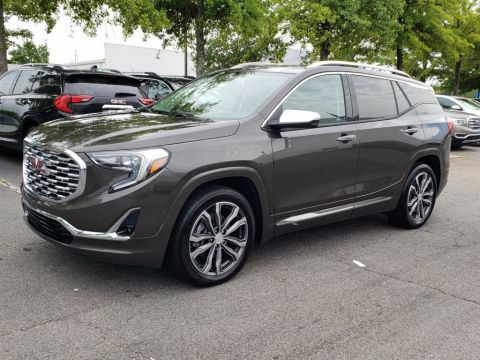Pre-Owned 2019 GMC Terrain Denali With Navigation