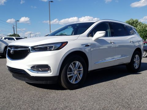 New 2019 Buick Enclave Preferred FWD Sport Utility