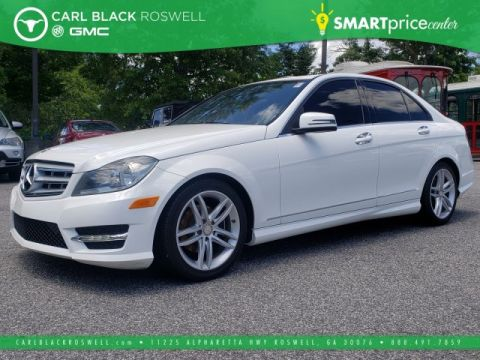 Pre-Owned 2013 Mercedes-Benz C-Class C 250 Sport