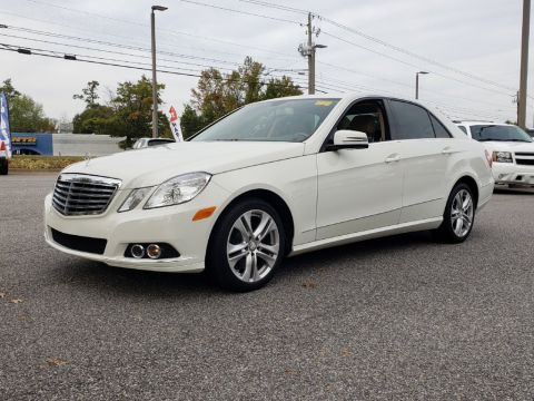 Pre-Owned 2010 Mercedes-Benz E-Class E 350 Luxury AWD 4MATIC®